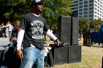 Speakers provided by Occupy Atlanta
