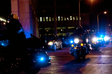 show of force on motorcycles