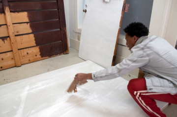 preparation of a third panel