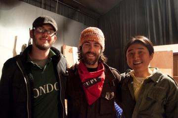 Cologino, Chris, and Bo