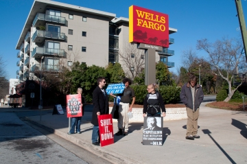 Daniel Hanley and Walkupiers shutting down Wells Fargo