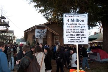 privatizing gains, socializing losses