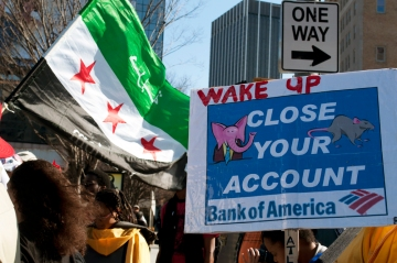 Occupy Atlanta meeting Syrian protesters