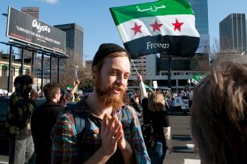 Matt Magnuson from Occupy Atlanta