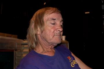 Ronnie Kanape, Walkupier and long time anti-war activist