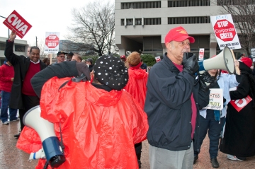 teamsters and communication workers of america