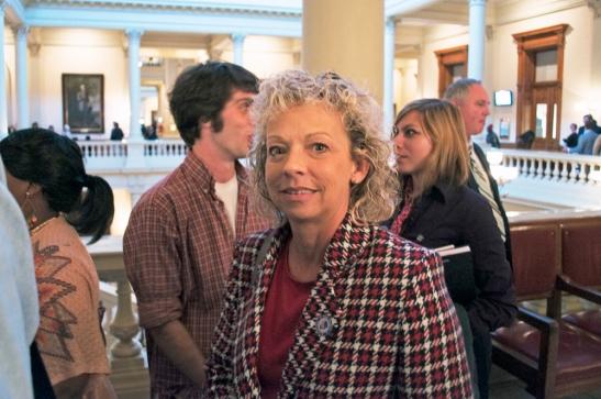 Tea Party National Coordinator Debbie Dooley