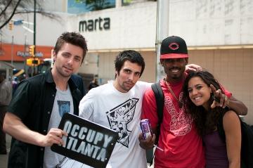 Daniel, Jojo, A.J. and Misty