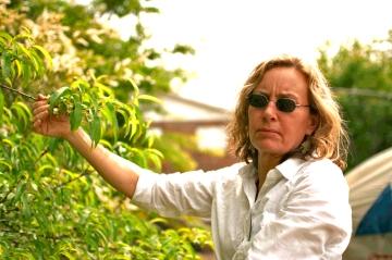 Local farmer Susan Edgett