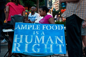 Ample Food is a Human Right