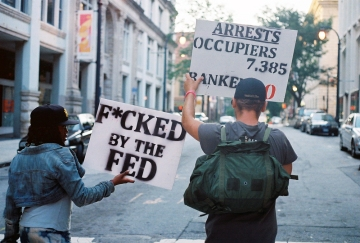 March to the Federal Reserve - 1