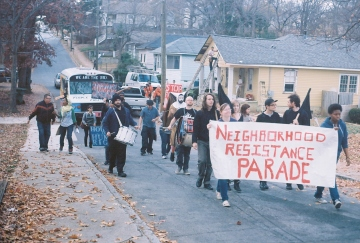 Neighborhood Resistance Parade
